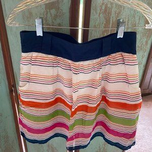 Maurices XS elastic waistband skirt
